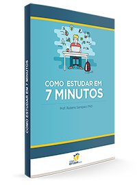 Adquira o Super Ebook COMO ESTUDAR EM 7 MINUTOS